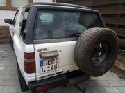 Opel Frontera 4x4 2 0i