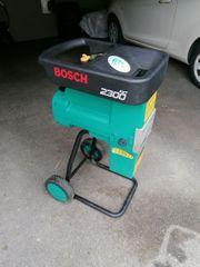 Bosch Häcksler 2300 AXT