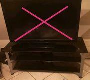 TV Board schwarz