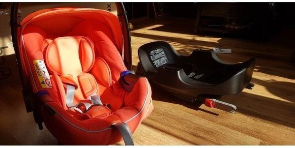 Britax Römer Baby Safe i-size