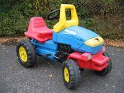 Big John 2nd Traktor