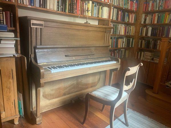 Klavier Marke Steingräber