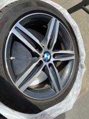 orig BMW Winterkompletträder ALU 17