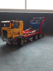 Lego Technik 42024 Container Truck