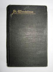 Altes Gebetbüchlein St Wendelinus -
