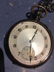 Alte deutsche Taschenuhr