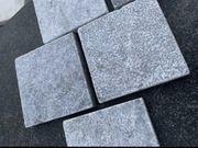 Boden Granitplatte Naturblau