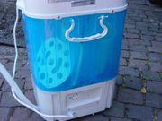 Camping Waschmaschine klein
