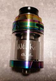 E-Zigarette Verdampfer Augvape Intake Dual
