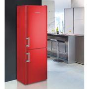 Neuer Kühl- und Gefrierschrank von
