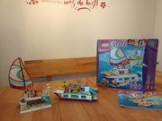 Lego Friends Katamaran 41317