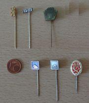Sammlung Pin Anstecker - Ate Teves