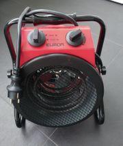 Industrieheizer Eurom 3000 Watt