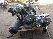 Piaggio Calessino Motor 200ccm 4T