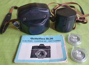 Rolleiflex SL26 mit Zubehör