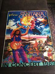 Poster von Santana