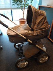 Mutsy Cargo Kinderwagen mit Buggyaufsatz