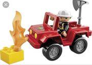 Lego Duplo Feuerwehr Hauptmann