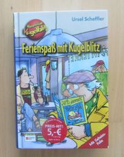 Kinderbuch Kommissar Kugelblitz
