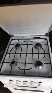 Gasherd mit 4 Kochplatten und