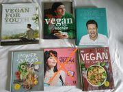 Vegane vegetarische Kochbücher