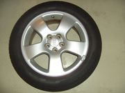 5Loch Alu Felgen für Audi