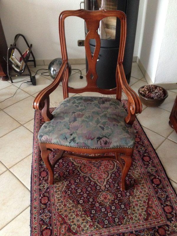 6 Esszimmerstühle zu verkaufen