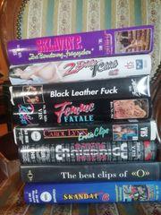 VHS -SEX-FILME 3 -EUR PRO