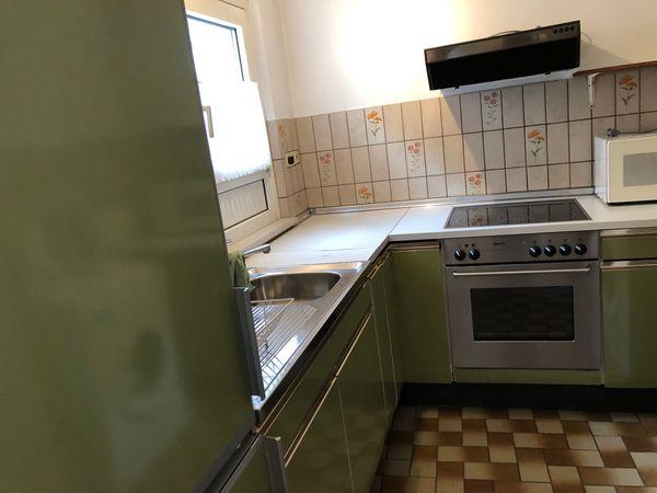 Retro Küche grün - 70er Jahre in Billigheim-Ingenheim ...