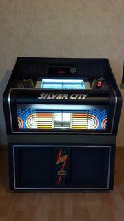 NSM Silver City Musikbox Jukebox