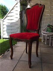 Antiker Stuhl restauriert
