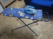 Bügelbrett Spielbügeleisen Spielzeugbügelbrett Kinderbügelbrett Bügeleisen