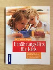Buch ErnährungsHits für Kids ab