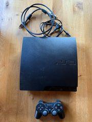 PlayStation 3 mit 19 Spielen