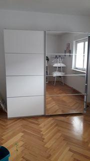 Kleiderschrank Ikea-Pax