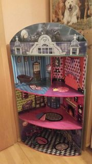 Barbiehaus Monster High Haus Puppenhaus
