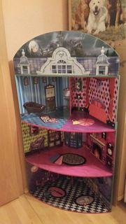 Barbiehaus Monster High Haus Puppenhaus