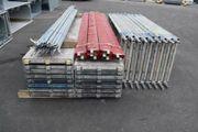 136 m² Baugerüst Gerüst gebraucht
