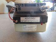 2 elektr Bosch Garagentoröffner