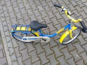 PUCKY Kinderfahrrad 16 Zoll normale