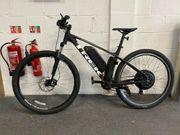 Elektrisches Mountainbike Sehr schnell Trek