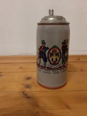 alter Bierkrug