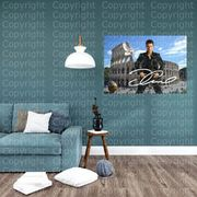 Tom Cruise Kunstposter 40x30 cm