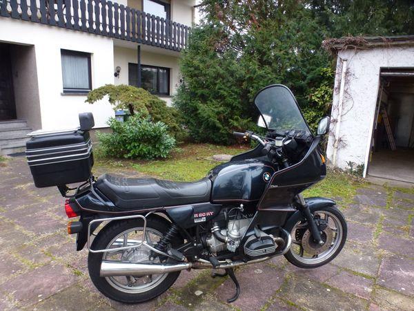 Motorrad- Tourer