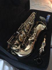 Altsaxophon Zwei Mundstücke