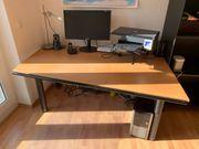 Schreibtisch s g Zustand