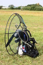 Paramotor HE R120 Paraglider Motor