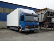 Mercedes Benz Typ 818 Kofferfahrzeug
