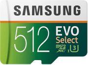 Samsung mirco SD Card 512