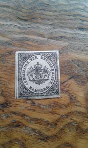 Briefmarke 1865 bisv1866